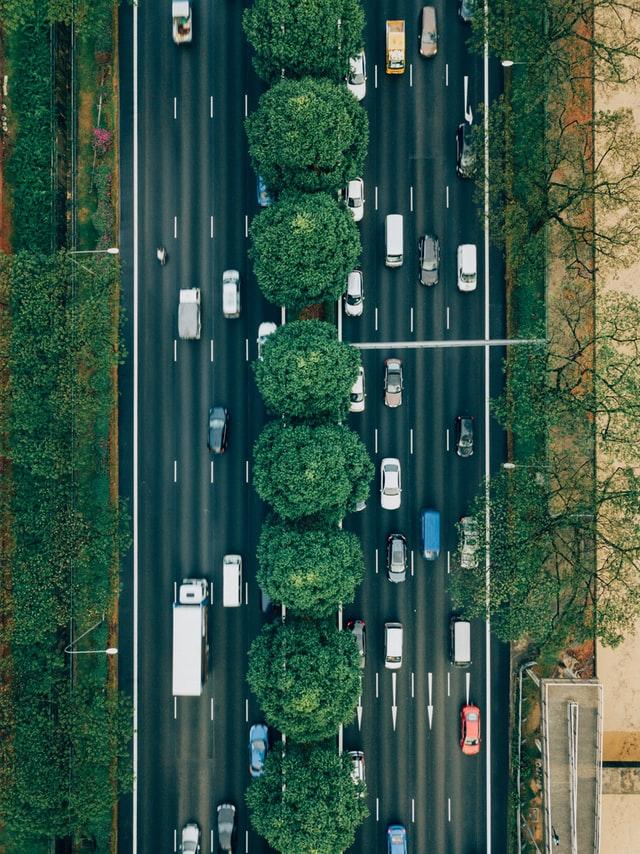 trafik hemsida