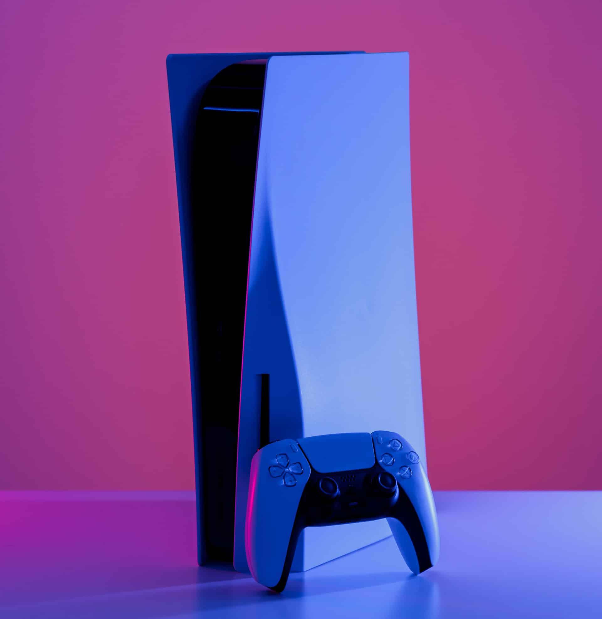 PS5 marknadsföring