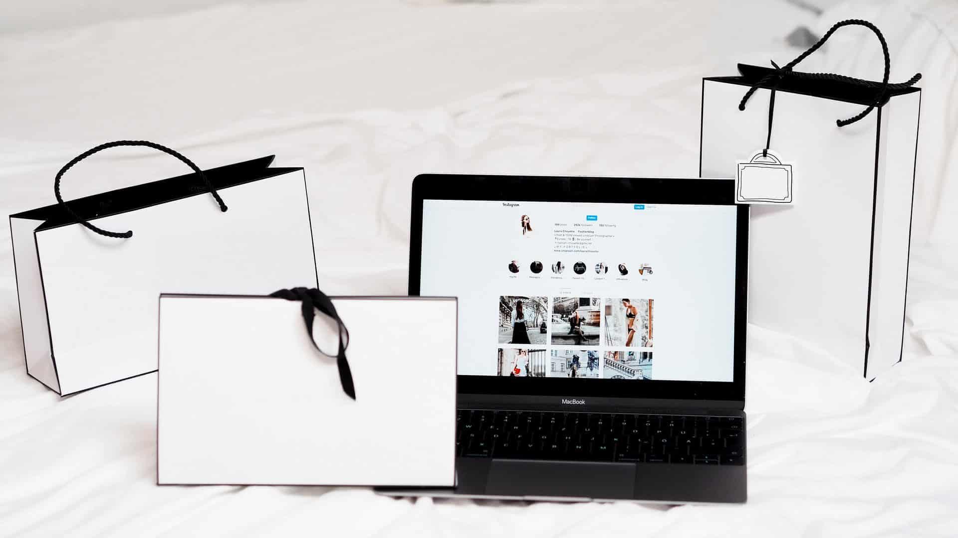 e-handel och hemsida